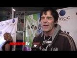 Richie Ramone Interview CBGB West Coast Premiere Arrivals - Ramones