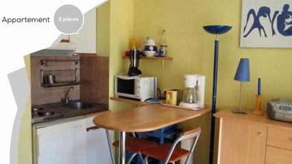 A vendre - Appartement - Canet en roussillon (66140) - 2 pièces - 21m²