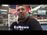 Felix Diaz In Camp Antonio Diaz Says He's One Of Top 5 P4P - EsNews Boxing