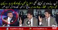 Debate Between Murad Saeed And Daniyal Aziz.. Watch How Hamid Mir Ends