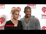 Claire Holt and Charles Michael Davis iHeartRadio Music Festival 2013