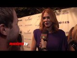 "Maitland Ward Interview at Unlikely Heroes ""Justice Ball"" Red Carpet Arrivals"