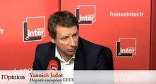 Yannick Jadot : «Marine Le Pen porte un projet éminemment raciste»