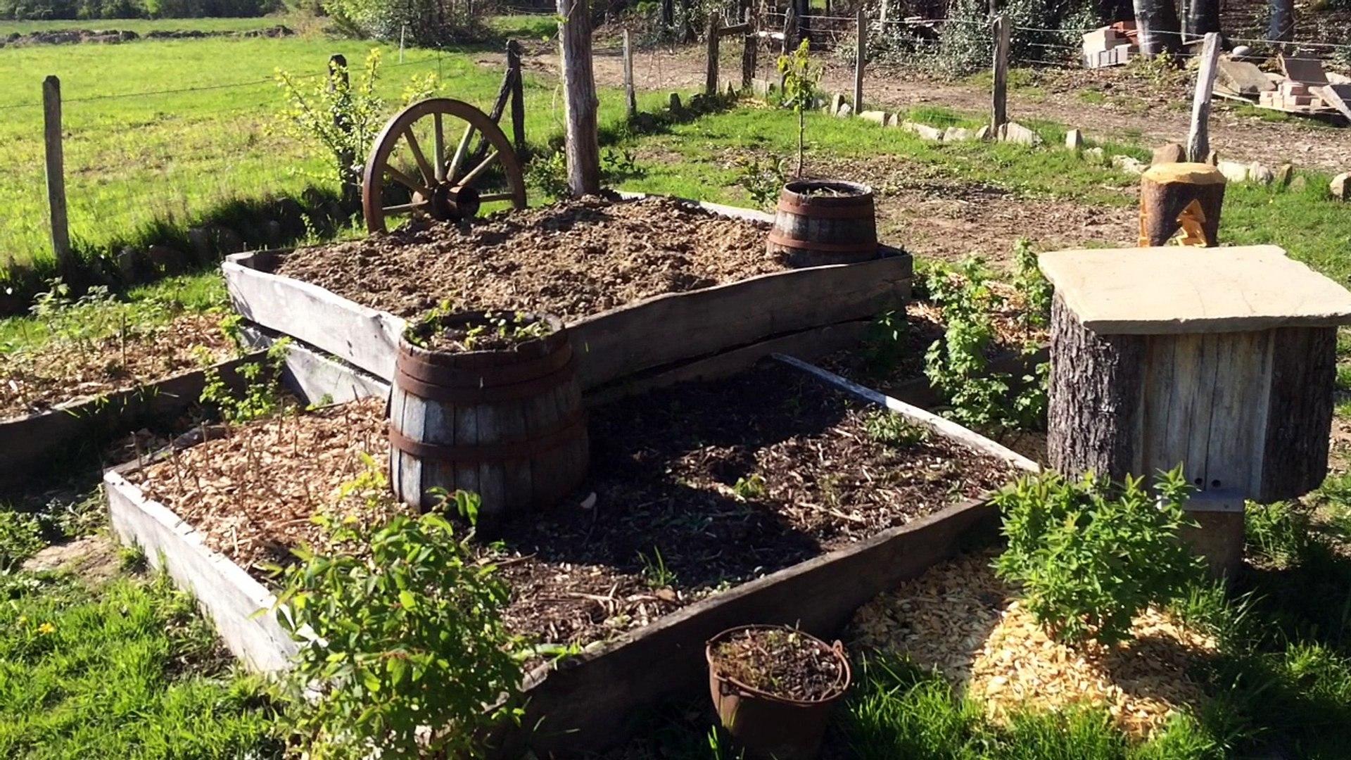 Construire son jardin au naturel