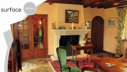 A vendre - Maison/villa - Girolles (45120) - 8 pièces - 220m²