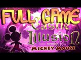Mickey Mouse Castle of Illusion Walkthrough FULL GAME Longplay (PS3, X360, PC)