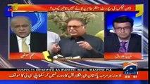 Najam Sethi Gets Emotional on Pervaiz Rasheed and Dawn Leaks Issue - PM nawaz Sharif should bring Pervaiz Rasheed Back.