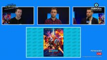 Ciné OUATCH S02E21 : Les gardiens de la galaxie 2, Jour J, Aurore et tous les films de la semaine