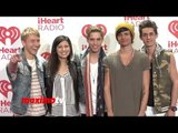 The Summer Set iHeartRadio Music Festival 2013 Red Carpet Arrivals