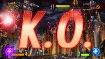 Marvel vs. Capcom: Infinite Gameplay - 5 minuts gameplay