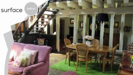 A vendre - Maison/villa - Vimory (45700) - 6 pièces - 200m²
