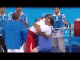 #ThrowbackThursday: Kazem Rajabigolojeh wins gold at the 2008 Beijing Paralympics