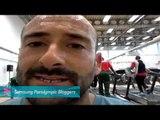 Michael Jeremiasz - Aerobics, Paralympics 2012