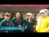 Samsung Blogger - Australian Goalball Team, Paralympics 2012