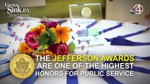 The Jefferson Awards honor unsung heroes in the community