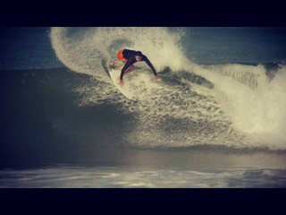 Surfing with the best in Costa Rica