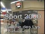 Sport 2000 - Galerie des Lys - Dammarie les Lys