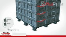 Plastic Pallets | Nestable Plastic Pallets | Heavy Duty Pallets