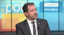 """Christophe Castaner, porte-parole d'Emmanuel Macron, invité de """".pol"""""""