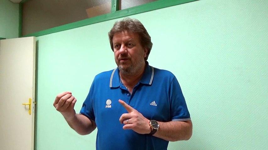 Interview Philippe Caballo 22/03/2017 - Ententes et CTC (Coopération Territoriale des Clubs)