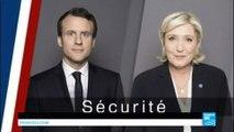 Présidentielle en France - Macron vs Le Pen : Quels programmes sécuritaires pour les 2 candidats ?
