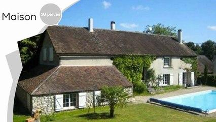 A vendre - Maison/villa - Nargis (45210) - 10 pièces - 270m²