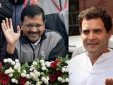 Rahul Gandhi is a kid, says Arvind Kejriwal over Shakur Basti row