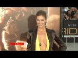 "Tricia Helfer ""RIDDICK Rule The Dark"" World Premiere Arrivals - Killer Women Actress"