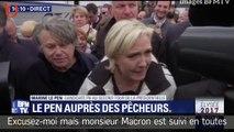 Marine Le Pen attaque BFMTV : les journalistes, cibles favorites durant cette présidentielle