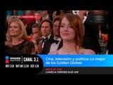Cine, televisión y política: Golden Globes 2017