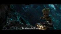 Les Gardiens de la Galaxie 2 - Je s'appelle Bébé Groot ! - Extrait (2017)