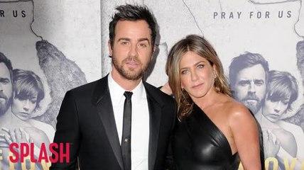 Justin Theroux no es intimidado por el éxito de Jennifer Aniston