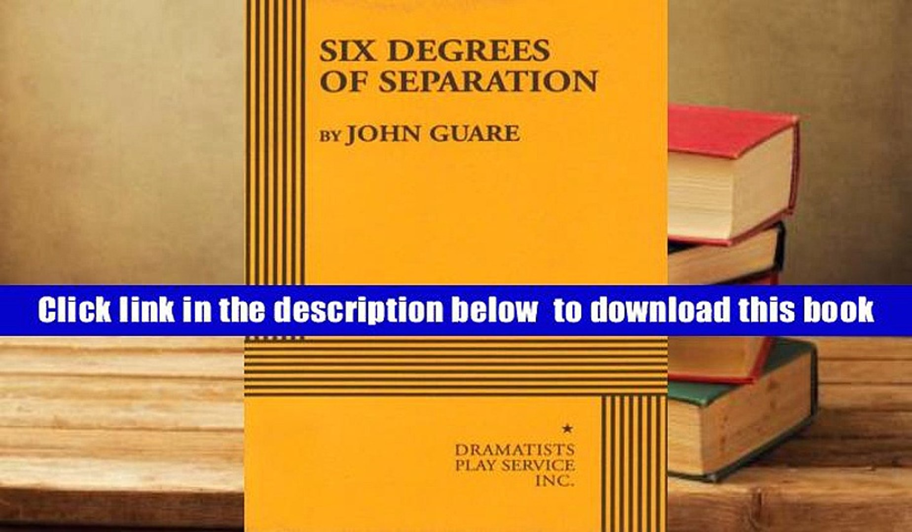 Download [PDF]  Six Degrees of Separation  [DOWNLOAD] ONLINE