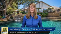 Laura Berg's Team at Caliber Home Loans Westlake Village Remarkable 5 Star Review by Cynthia V.