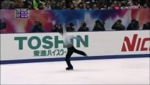 Yuzuru Hanyu(羽生結弦) Short Program - 2015 NHK Trophy