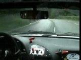 Caméra embarquée Rallye Plaines et Cimes 2006 Graoullyteam