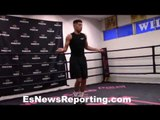 Karlos Balderas Ready To Take Over Boxing - esnews boxing