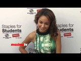 Savannah Jayde Staples for Students 2013 Teen Choice Awards After Party