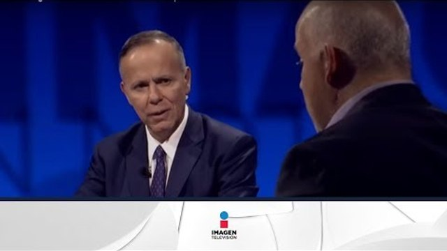 Peña Nieto ¿Debe o no debe ir con Trump? Mesa de debate #2de3: