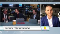 Prestige Motors & Automobile Mag Join Cheddar to Discuss Car Trends