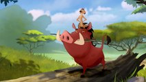 Live-action 'Lion King' may have found its Timon and Pumbaa