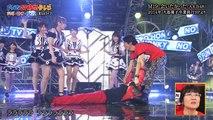 AKB48 FNS27時間テレビ|テレビのピンチをチャンスに変えるダンス|6分45秒(2015年07月26日)