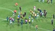 Palmeiras divulga novas imagens da briga contra o Peñarol: assista!