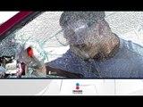 Policías encubiertos someten a ladrones en el acto | Imagen Noticias con Francisco Zea
