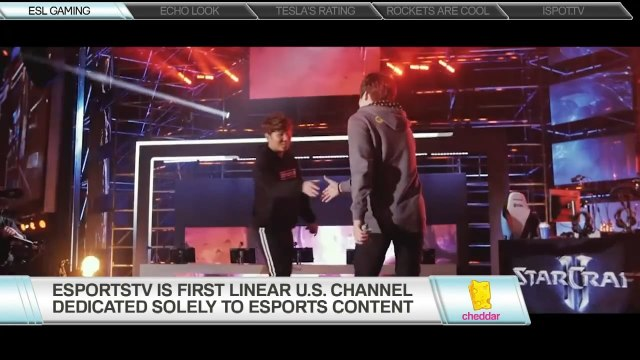 ESL Launches First Linear Channel Dedicated to ESports