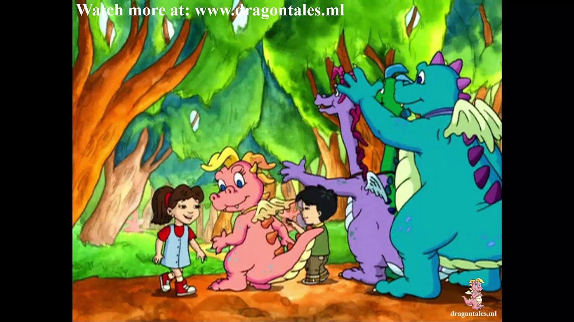 Dragon Tales - s02e24 Puzzlewood _ Let's Dance