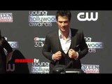 Ian Somerhalder 2013 Young Hollywood Awards Arrivals