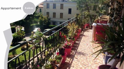 A vendre - Appartement - Nice (06000) - 2 pièces - 58m²
