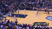 Kawhi Leonard & Mike Conley Trade Airballs - Spurs vs Grizzlies - Game 6 - 2017 NBA Playoffs