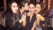 Kareena Kapoor, Amrita Arora, Malaika Arora FUN GIRLS DAY OUT Video